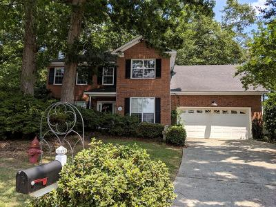 Martinez GA Single Family Home For Sale: $184,900