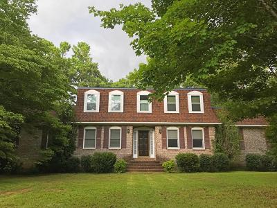 Waynesboro Single Family Home For Sale: 206 Oak Lane