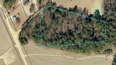 McDuffie County Residential Lots & Land For Sale: Greenbrier Road