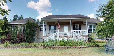 Edgefield SC Single Family Home For Sale: $299,900
