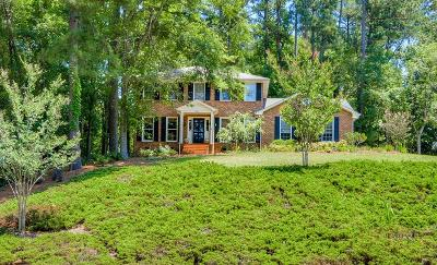 Aiken Single Family Home For Sale: 304 Northwood Drive