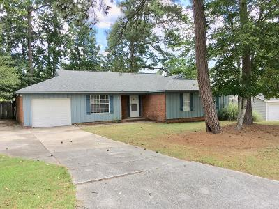 Augusta Single Family Home For Sale: 4115 Clinton Way E