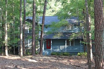 Grovetown Single Family Home For Sale: 5196 Mill Branch Road