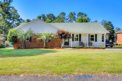 Augusta Single Family Home For Sale: 2808 Ridgeview Drive