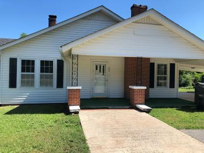 Lincoln County Single Family Home For Sale: 529 Elm Street