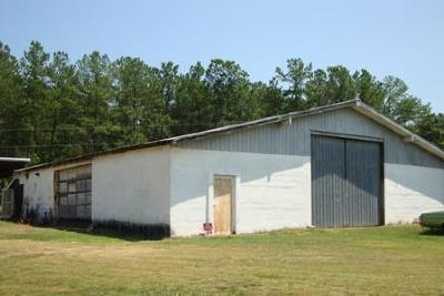 Thomson Commercial For Sale: 1506 Washington Road
