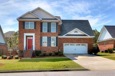 Evans Single Family Home For Sale: 1208 Berkley Hills Pass