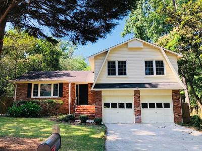 Columbia County Single Family Home For Sale: 3844 Fernglen Way