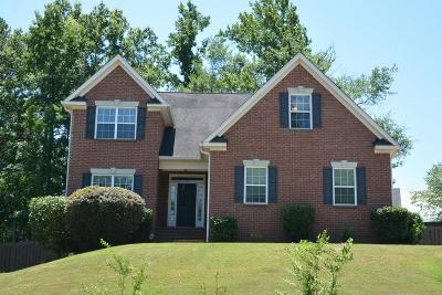 Columbia County Single Family Home For Sale: 1119 Indian Springs Trail