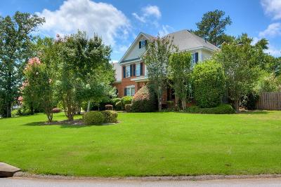Evans Single Family Home For Sale: 5341 Windmill Pkwy