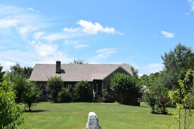 Blythe Single Family Home For Sale: 3106 Goolsby Road