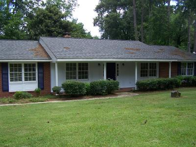Augusta Single Family Home For Sale: 736 Oxford Drive