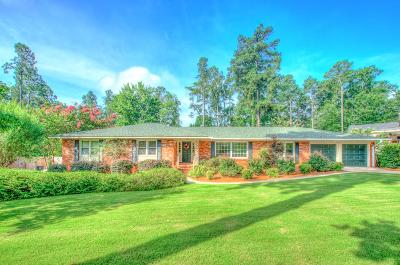 North Augusta Single Family Home For Sale: 812 Dunbarton Drive
