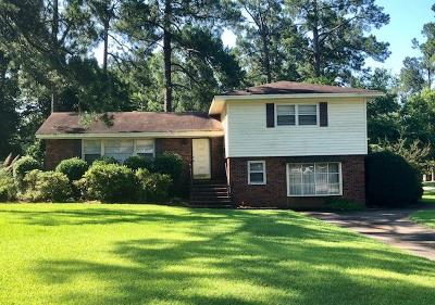 North Augusta Single Family Home For Sale: 701 Hammond Drive