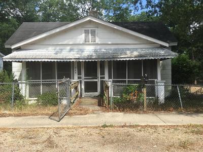 Edgefield County Single Family Home For Sale: 506 Railroad Avenue
