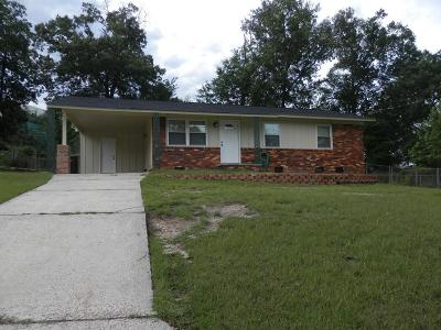Augusta Single Family Home For Sale: 3303 Idlewild Drive