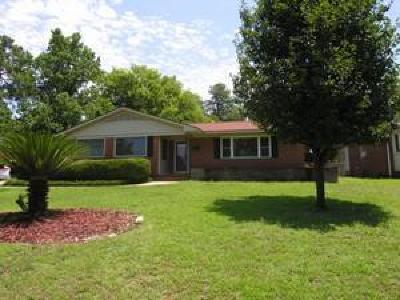 North Augusta Single Family Home For Sale: 1215 Highview Avenue
