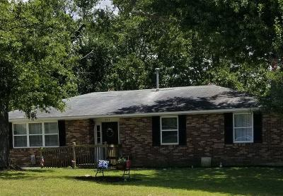 North Augusta Single Family Home For Sale: 653 Crestlyn Drive