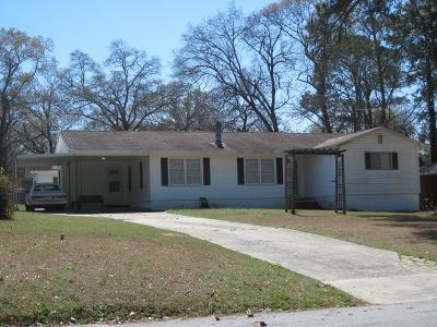 Augusta Single Family Home For Sale: 2136 Silverdale Road