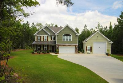 Appling Single Family Home For Sale: 306 Alabaster Court