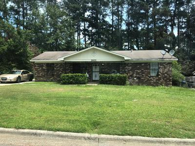 Hephzibah Single Family Home For Sale: 2621 Castletown Drive