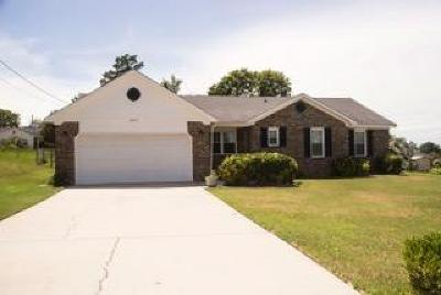 Augusta Single Family Home For Sale: 2215 Ramblewood Drive