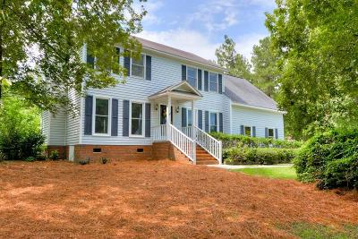 Aiken Single Family Home For Sale: 16 Foxdale Court
