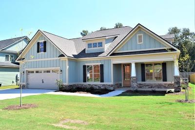 Grovetown Single Family Home For Sale: 3561 Patron Drive