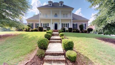 Grovetown Single Family Home For Sale: 105 Hunting Tower Drive