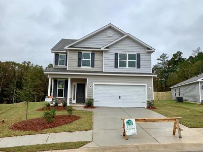Willow Oak Village Single Family Home For Sale: 3282 Alexandria Drive