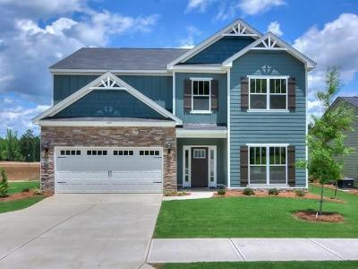 North Augusta Single Family Home For Sale: 1016 Swan Court
