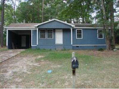 Beech Island Single Family Home For Sale: 109 Oakdale Drive
