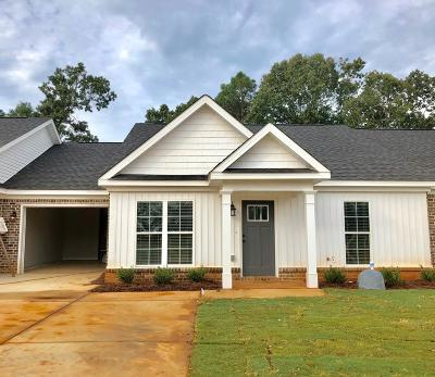 North Augusta Single Family Home For Sale: 1104 Wildlife Circle