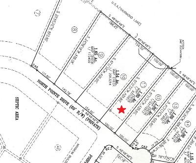 Lincoln County Residential Lots & Land For Sale: Lot 11n Pointe Dr