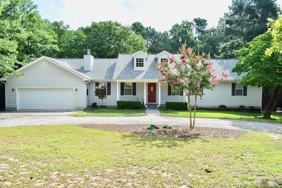 Grovetown Single Family Home For Sale: 342 Middleton Road