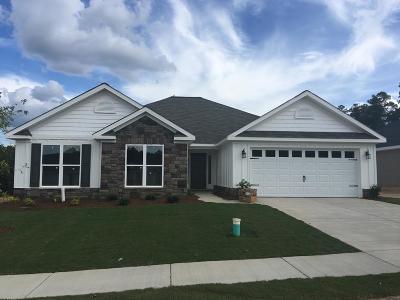 Aiken Single Family Home For Sale: 7015 Hanford Drive