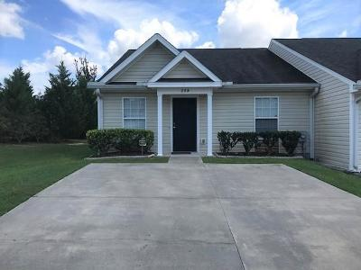 Augusta Attached For Sale: 274 Caldwell Circle