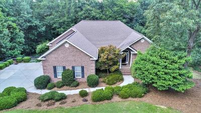 Aiken Single Family Home For Sale: 216 Boxelder Drive