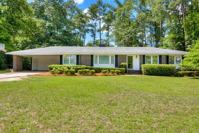 Augusta Single Family Home For Sale: 517 Aumond Road
