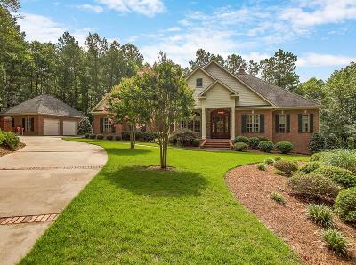 North Augusta Single Family Home For Sale: 25 Ballantine Court