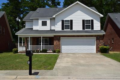 Grovetown Single Family Home For Sale: 7606 Pleasantville Way