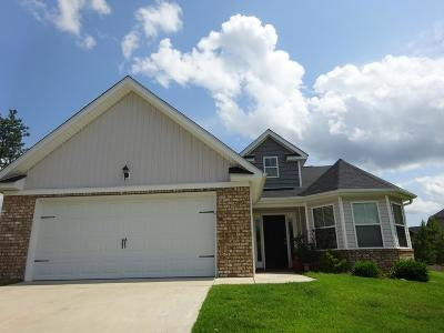 Grovetown Single Family Home For Sale: 2419 Newbury Avenue