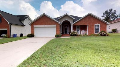 Grovetown Single Family Home For Sale: 3008 St James Place