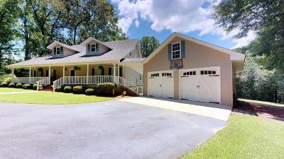 Edgefield County Single Family Home For Sale: 121 Whitetail Run