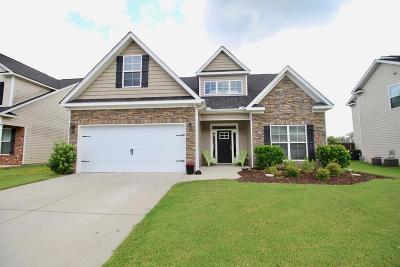 Aiken Single Family Home For Sale: 548 Curzon Court