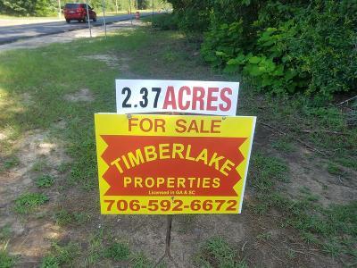 Hephzibah Residential Lots & Land For Sale
