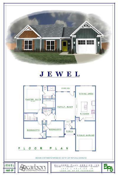 Aiken Single Family Home For Sale: 182 Sierra Drive