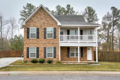Grovetown Single Family Home For Sale: 807 Reynolds Court