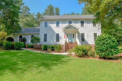 Aiken Single Family Home For Sale: 143 Chardonnay Lane
