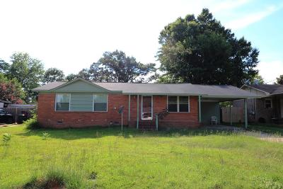 North Augusta Single Family Home For Sale: 122 Swathmore Avenue